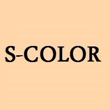 فایل فلش S-color
