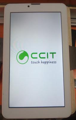 فایل فلش تبلت CCIT A75W