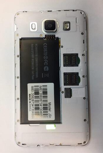 فایل فلش سامسونگ چینی J9 با پردازنده MT6580