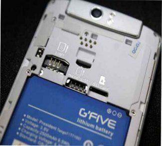 فایل فلش GFIVE Tango7 با پردازنده MT6592