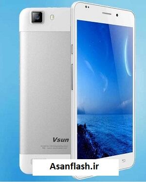 فایل فلش VSUN H9 با پردازنده MT6592