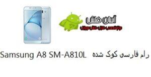 دانلود رام فارسی A810L