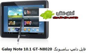 Note 10.1 GT-N8020