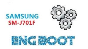 Eng boot J701F
