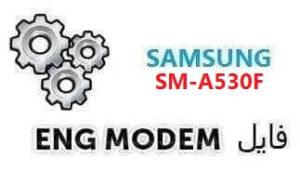 A530F Eng modem